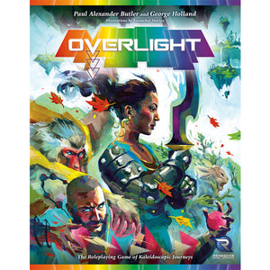 Overlight RPG: Core Rulebook