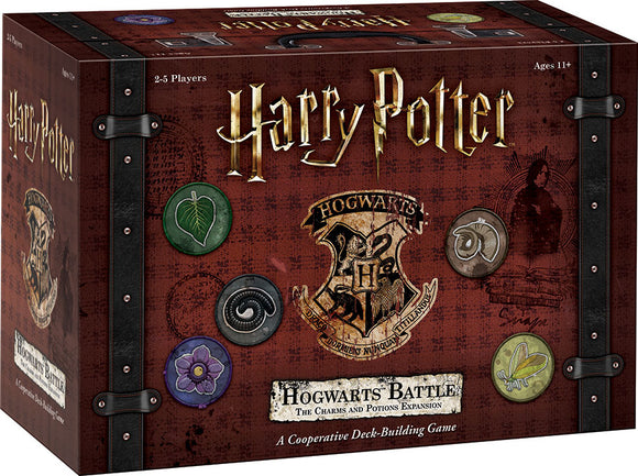 Harry Potter: Hogwarts Battle DBG - The Charms and Potions Expansion