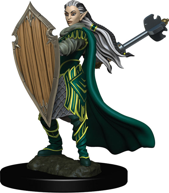 D&D Icons of the Realms: Premium Miniature - Elf Female Paladin