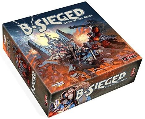 B-Sieged: Sons of The Abyss Board Game