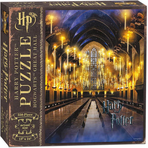 Puzzles: Harry Potter Great Hall 550-Pieces