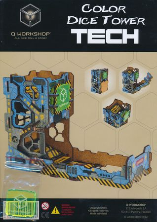 Dice Tower: Tech Color