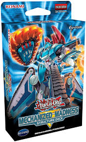 Yu-Gi-Oh! Structure Deck - Mechanized Madness