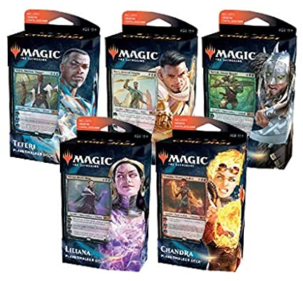 Magic: The Gathering - 2021 Planeswalker Deck