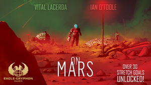 On Mars - KICKSTARTER EDITION (Includes Upgrade Pack)