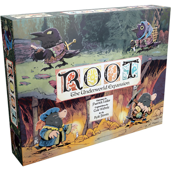 LED01002  -  Root: The Underworld Expansion