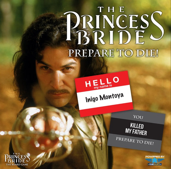 The Princess Bride: Prepare to Die!(