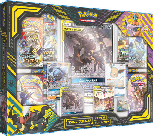 Pokemon TCG: TAG TEAM Powers Collection