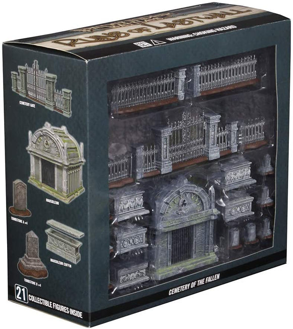 Pathfinder Battles: Ruins of Lastwall Cemetery of the Fallen Premium Set