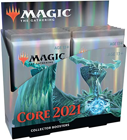 Magic: The Gathering - Core 2021  Collector Booster Pack