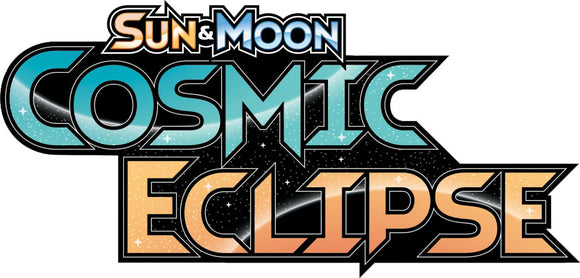 Pokemon: Cosmic Eclipse Booster Pack
