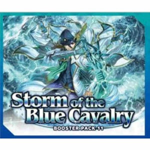 Cardfight Vanguard V: Storm of the Blue Cavalry Booster Box