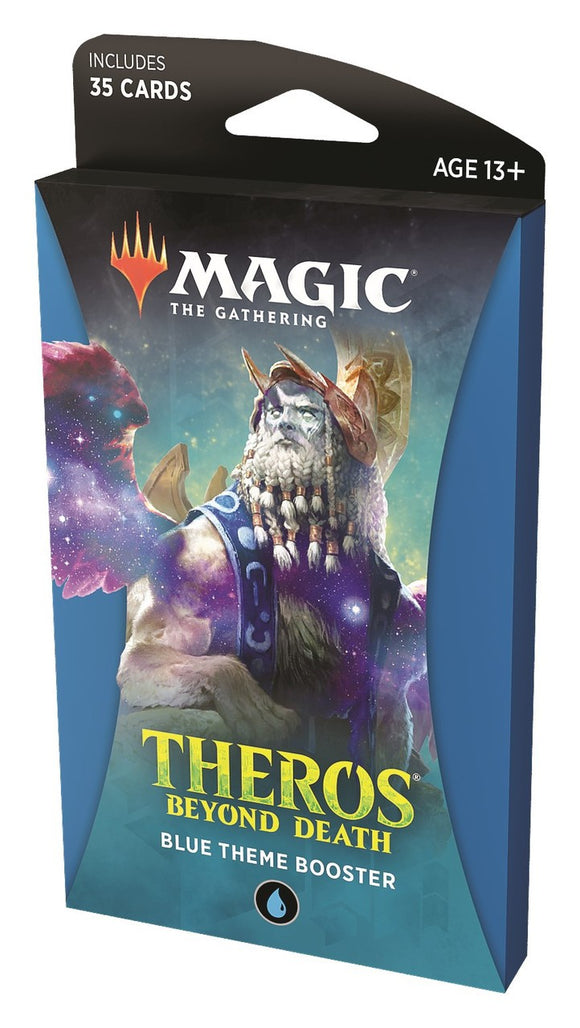 Magic: The Gathering - Theros Beyond Death Theme Booster BLUE