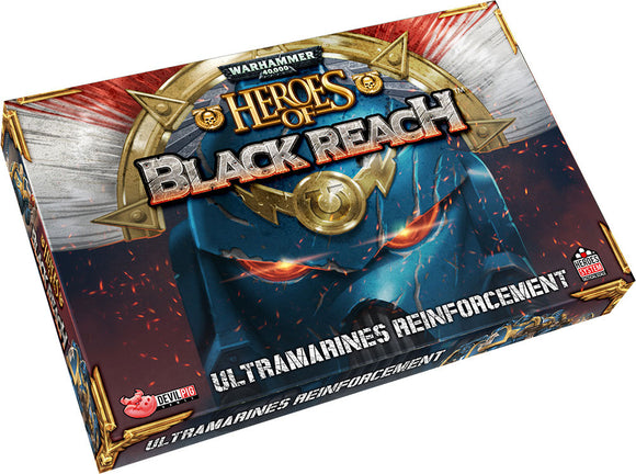 Warhammer 40,000 Heroes of Black Reach: Ultramarine Reinforcements