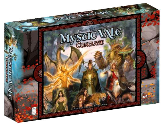 Mystic Vale: Conclave Collector Box