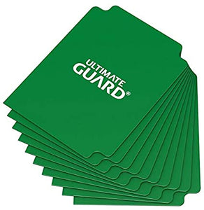 Card Dividers: Standard Size- Green
