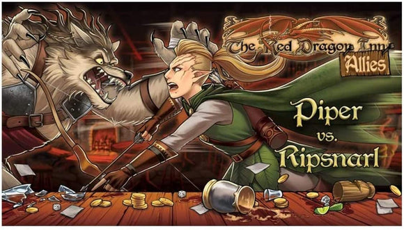 Red Dragon Inn: Allies- Piper vs. Ripsnarl