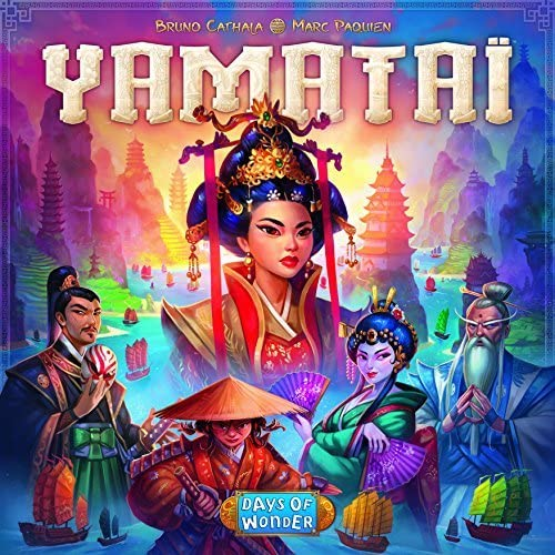 Yamatai - For Queen Himiko's Smile
