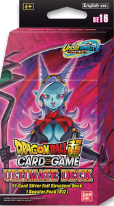 Dragon Ball Super: Ultimate Deck