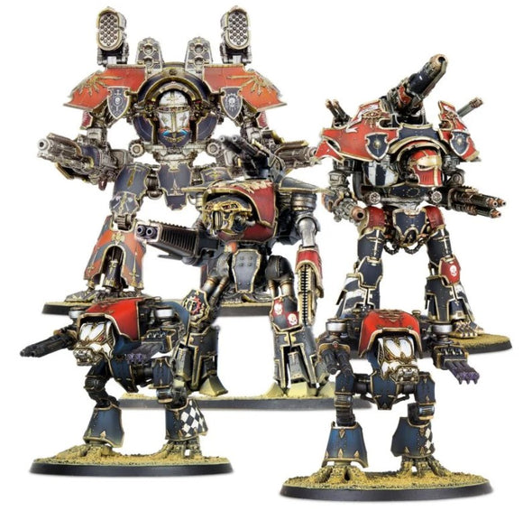 Adeptus Titanicus: Precept Maniple Battleforce