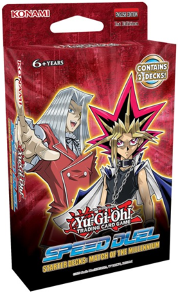 Yu-Gi-Oh! TCG: Speed Duel - Match of the Millennium Starter Deck