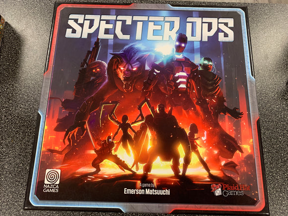 CONSIGNMENT -Specter Ops