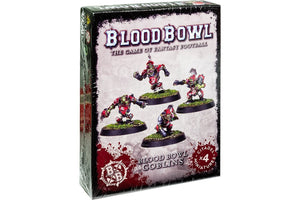 Warhammer Fantasy - Blood Bowl Goblins (4 pack)