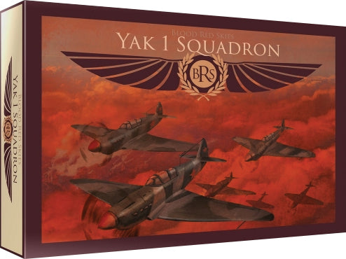 Blood Red Skies: Soviet Yak-1 - 6 Planes