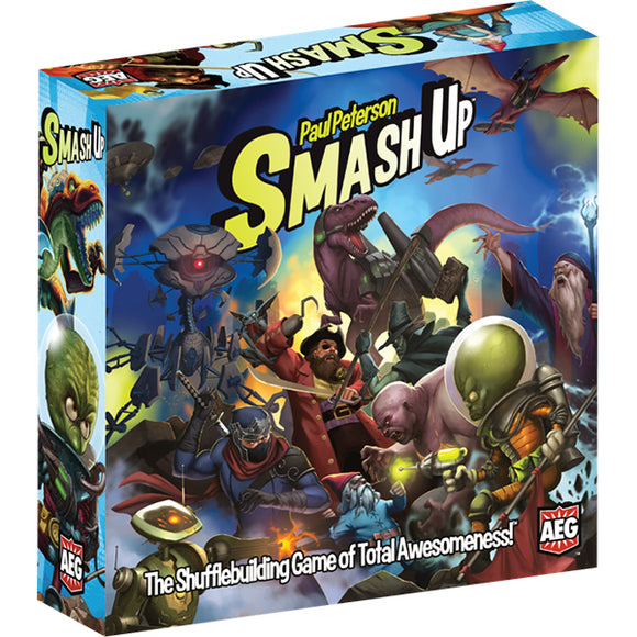 Smash Up Card Game