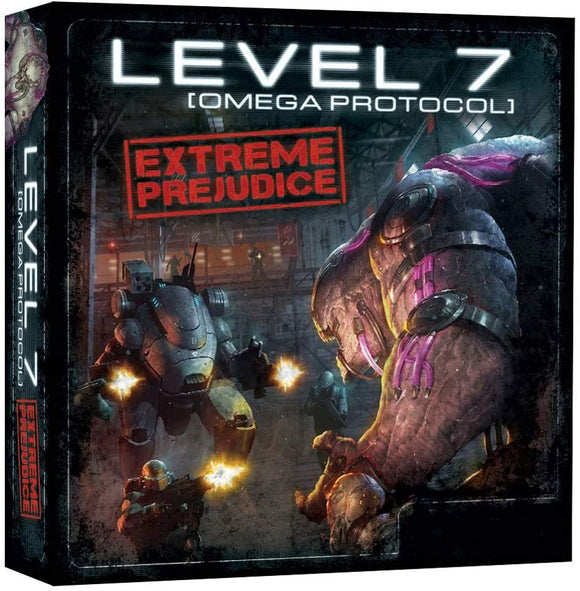 Level 7 (Omega Protocol) Extreme Prejudice Expansion 2nd Edition