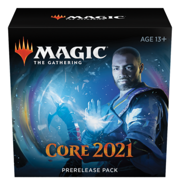 Magic: The Gathering - 2021 Pre-Release Registration