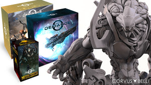 Infinity: Defiance (KICKSTARTER COLLECTOR'S PLEDGE)