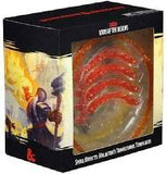 Dungeons & Dragons Fantasy Miniatures: Icons of the Realms Spell Effects Halaster`s Tumultuous Templates