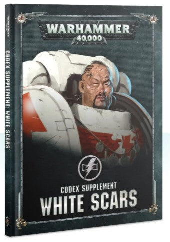 Warhammer 40,000 Codex Supplement: White Scars