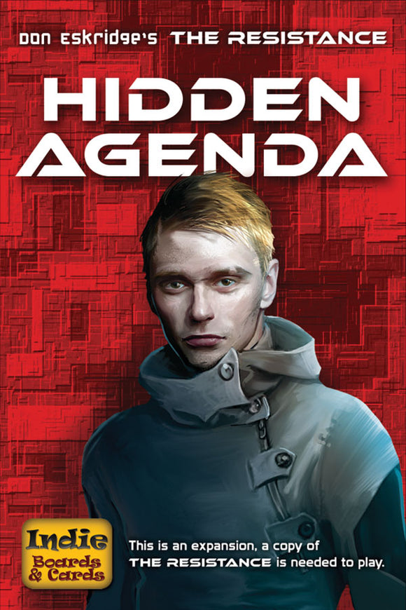 The Resistance : Hidden Agenda Expansion