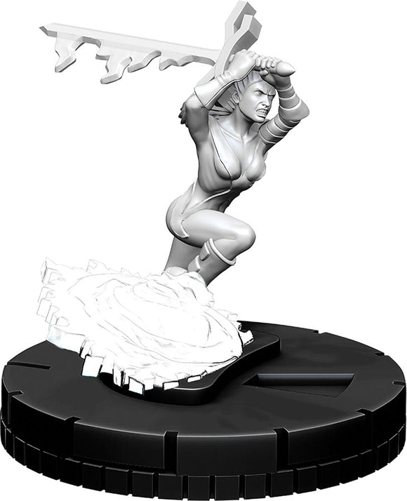 Marvel HeroClix: Deep Cuts Unpainted Miniatures - Magik