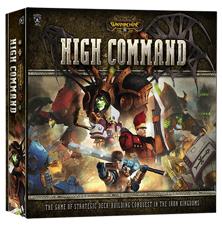 CONSIGNMENT - Warmachine: High Command