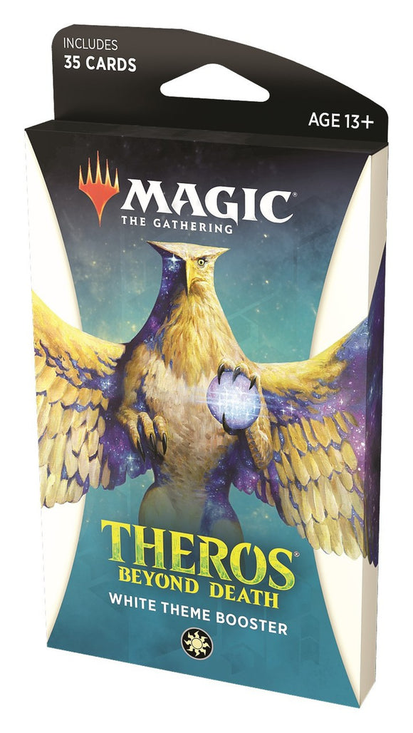 Magic: The Gathering - Theros Beyond Death Theme Booster WHITE