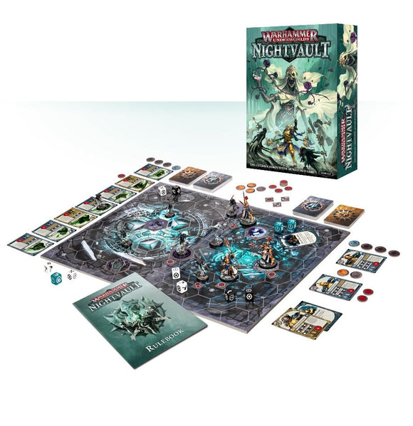 Warhammer: Underworlds - Nightvault Core Set