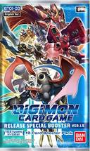 Digimon Release Special Booster Ver 1.0 Pack