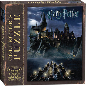 Puzzles: World of Harry Potter Collector`s 550 Piece Puzzle