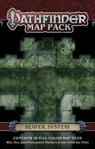 Map Pack: Sewer System