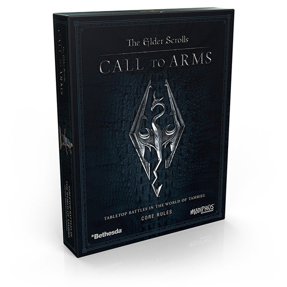 Elder Scrolls: Call to Arms Core Rules