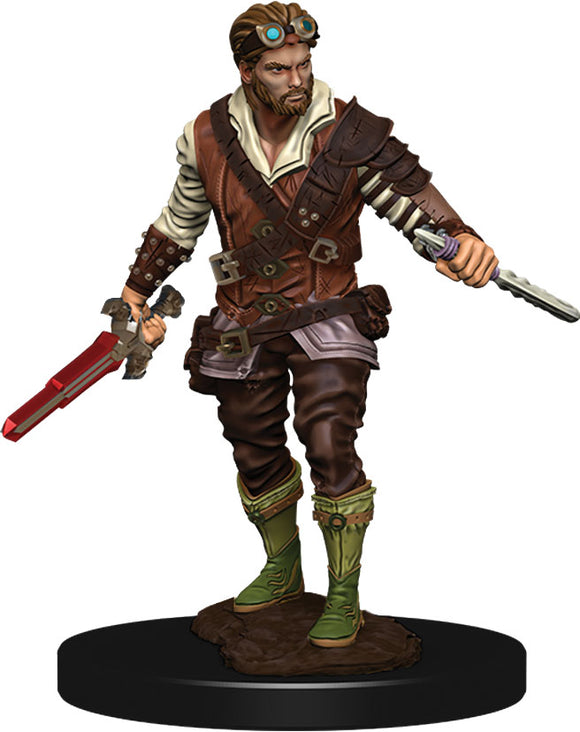 D&D Icons of the Realms: Premium Miniature - Human Male Rouge