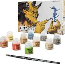 Citadel Colour - Dry Paint Set