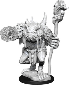 Dungeons & Dragons Nolzur`s Marvelous Unpainted Miniatures: W11 Green Slaad
