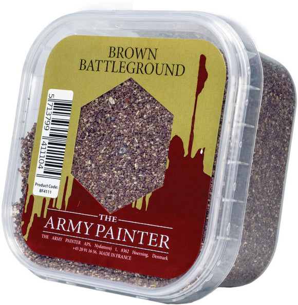 Battlefields: Brown Battleground