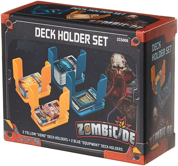 Zombicide: Invader: Deck Holders Set