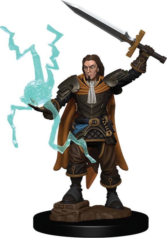 Pathfinder Battles: Premium Painted Figure - W1 Human Cleric Male