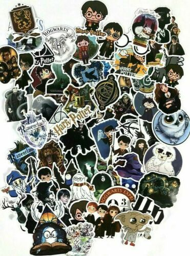 Harry Potter Stickers (pack of 5 random stickers)